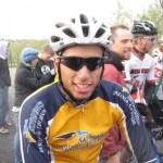 Rotem Ishay lines up for his first crit in awhile.