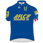Fort Lewis College 15 year commemorative throwback jersey.