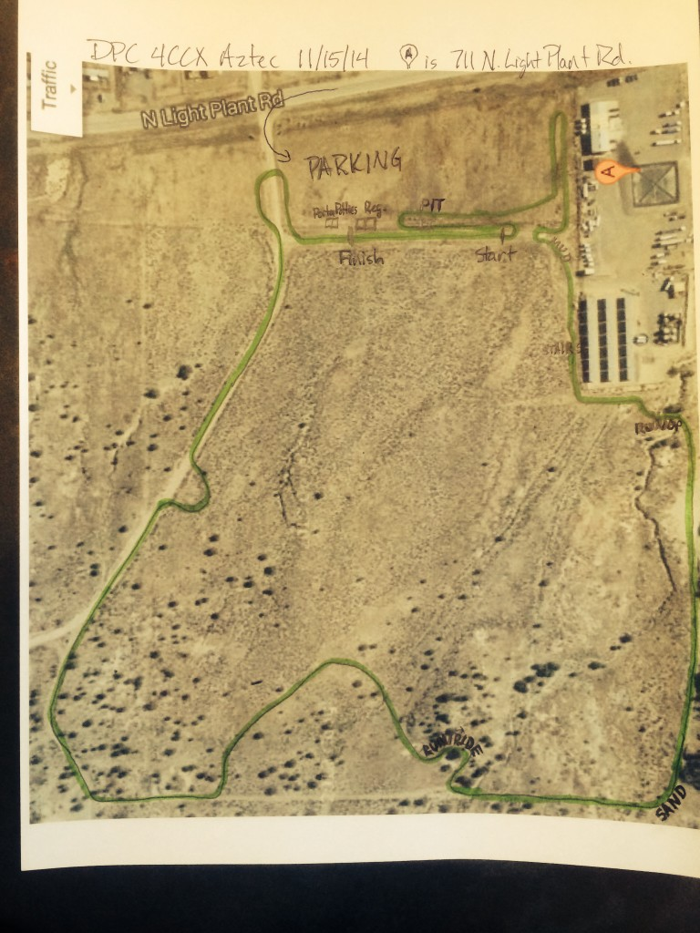 Aztec CX Course