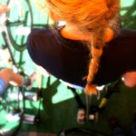 Natalie ran a braid for the TTT.