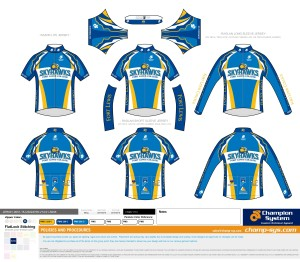 2015 FLC Cycling Jersey