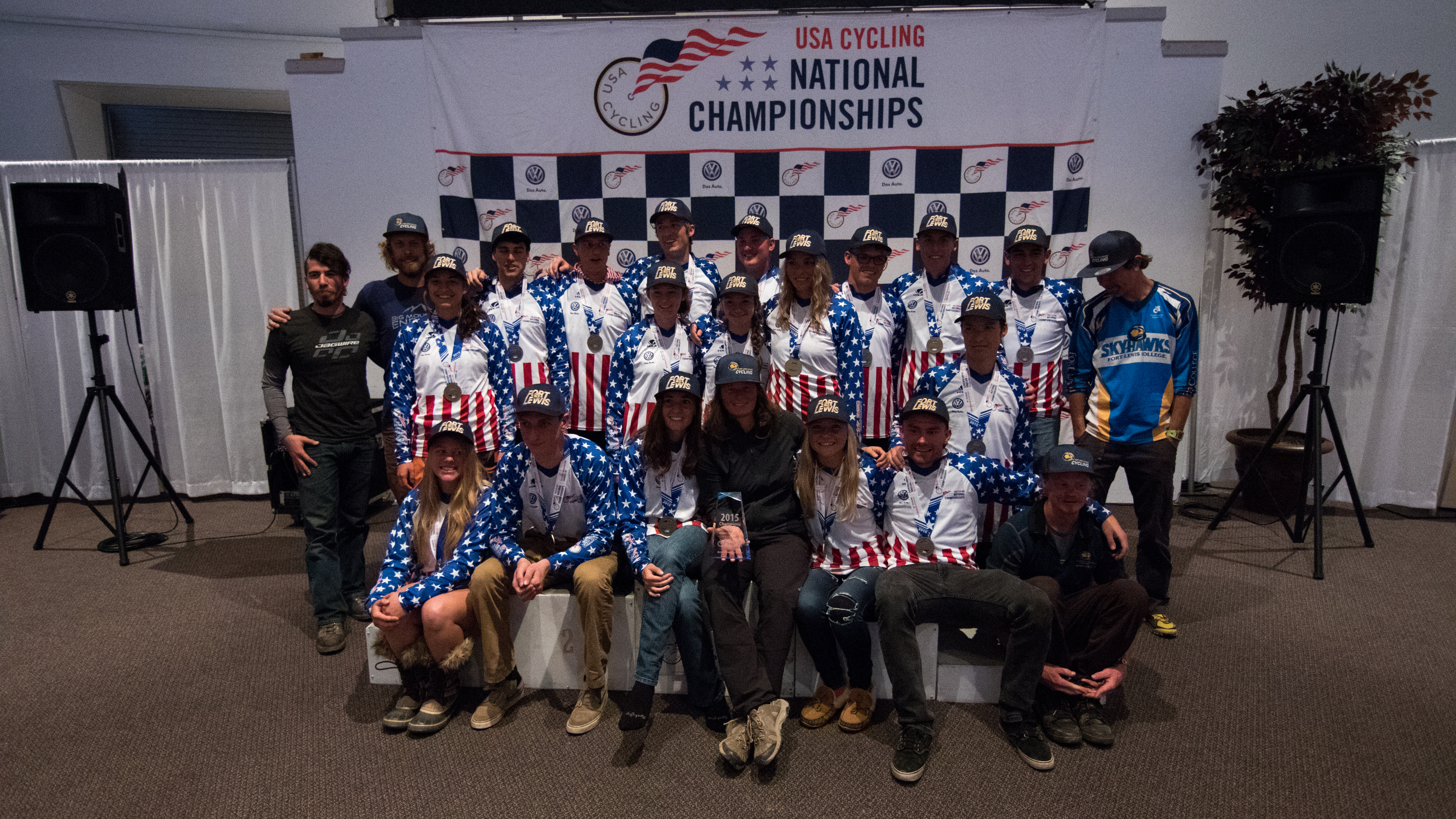 Your 2015 National Champions!