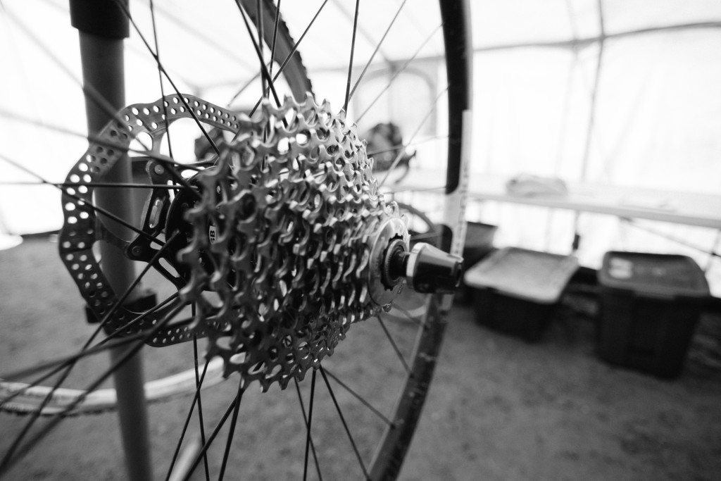 Gear choice is vital in cyclocross
