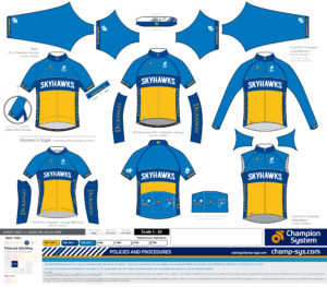 13364acd531 We are excited to announce that the FLC Cycling Team clothing ...